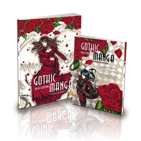 Gothic Manga - Zeichenbuch