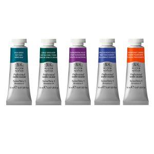 Winsor & Newton Professional Aquarellfarben in der 14ml Tube