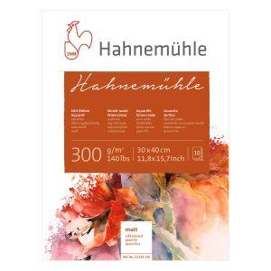 Echt-Bütten Aquarellkarton Hahnemühle  300 g/m², matt