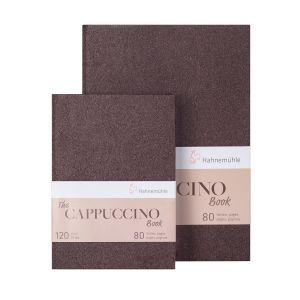 Hahnemühle  - The Cappuccino Book 40 Blatt/80 Seiten, 120 g/m²