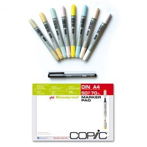 Bundle COPIC Ciao Marker - Starter Set Mini