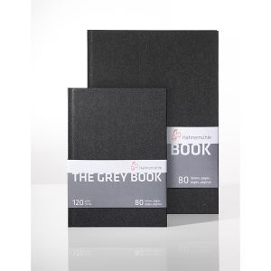 Hahnemühle THE GREY BOOK 120 g/m²