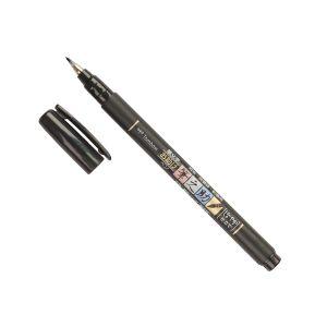 Tombow WS-BS Brush Pen Fudenosuke weich