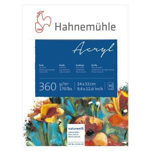 Hahnemühle Acrylmalblock 360g/m²