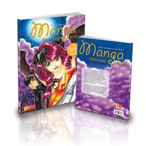 Das Cover von Manga - Gewusst Wie.