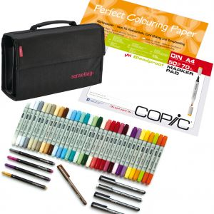 Bundle COPIC Ciao Marker - Starter Set Maxi