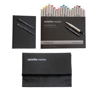 Stylefile Marker Brush Bundle - Medium