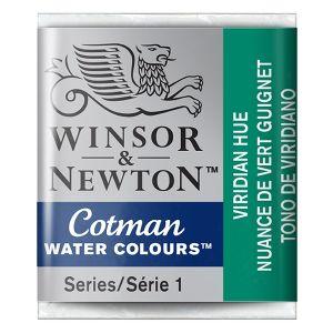 Aquarellfarbe Cotman 1/2 Napf von Winsor & Newton