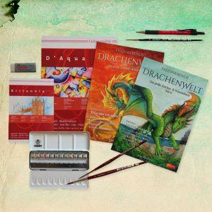 Bundle Faszinierende Drachenwelt Teil 1+2 - Maxi