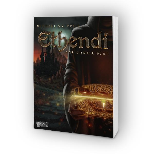 Ethendi Band 2 - Der dunkle Pakt