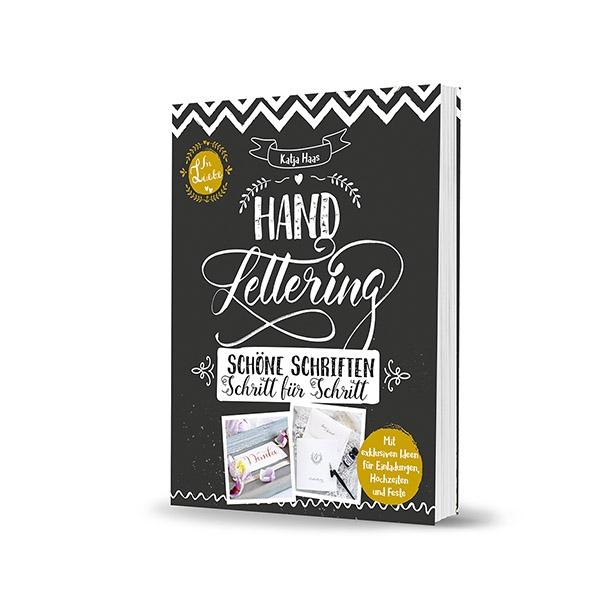 Buch: Handlettering - Schöne Schriften Schritt für Schritt